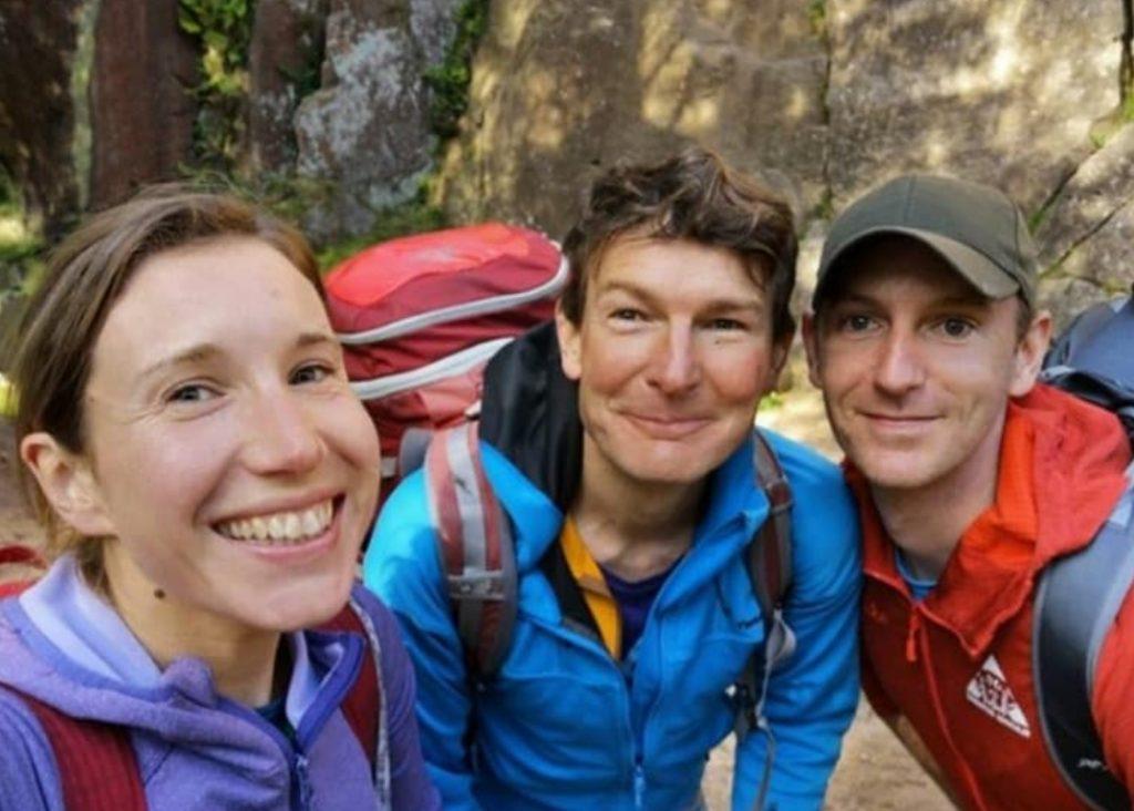 Holly Peristiani, Dan Mckinlay and BDO's John Gale
